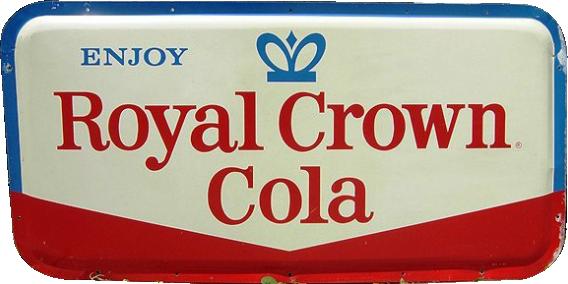 21 Royal Crown Cola Porcelain Sign 1