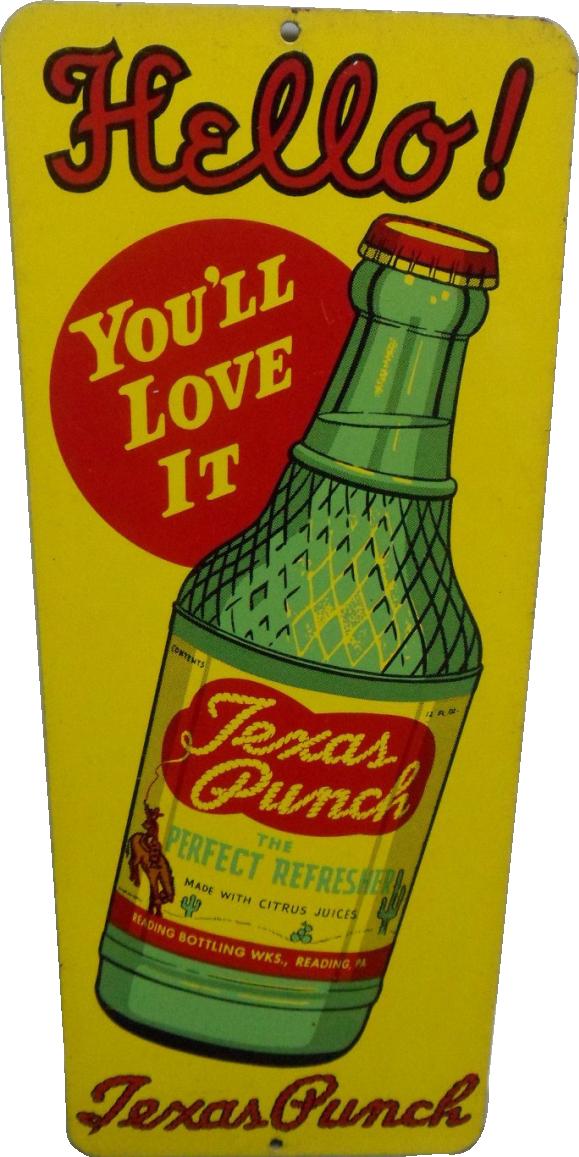 233 Texas Punch Door Push 1